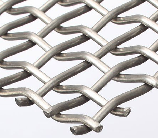 Flat Top Crimped Wire