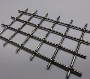 lock crimp wire meshing