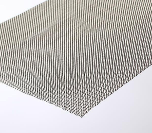 market grade stainless fine square meshing