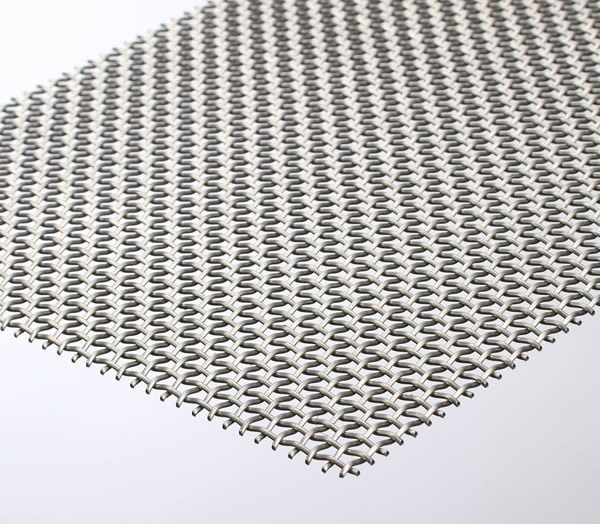 stainless security screen plain weave mesh