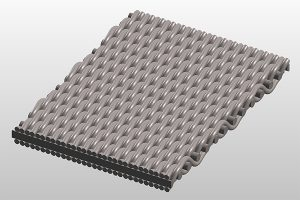 micronic meshing or filter cloth
