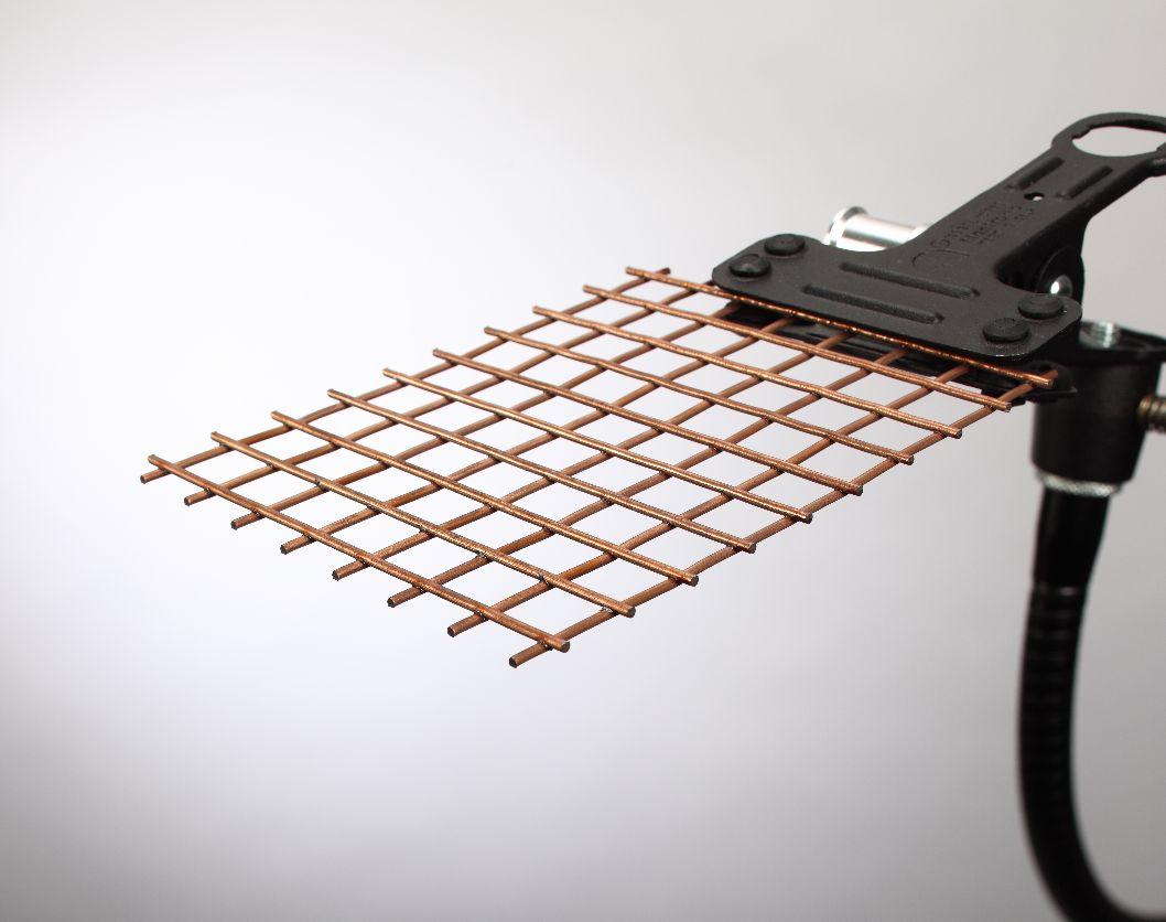 welded copper weaved wire
