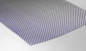 fine square plain weave
