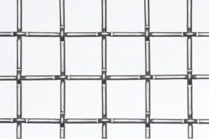 Smooth lock crimped wire