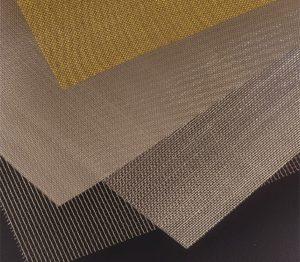 Plain square wire mesh