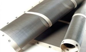 edged wire screens