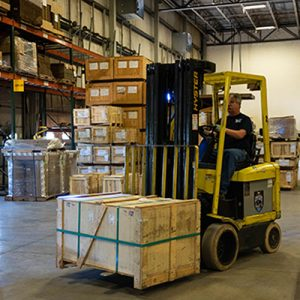 Extensive Ready-to-Ship Product Inventory