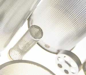 small in-line fuel strainers