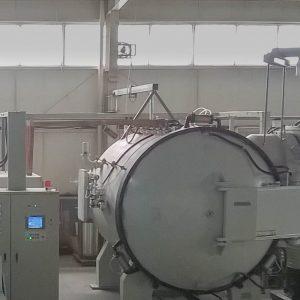 Annealing heat treatment