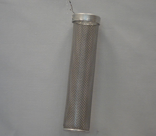 fabricated cylinder strainer