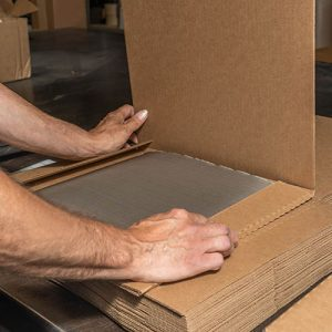 Custom packaging options