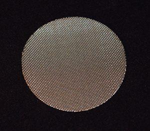 circular fabricated metal stamp