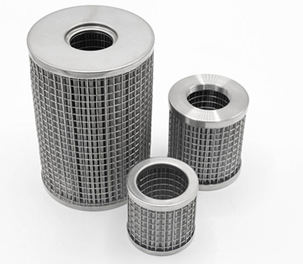 pleated filters for oil and gas