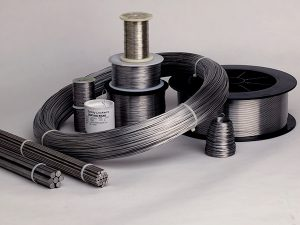 corrosion-resistant and high temperature alloy wire