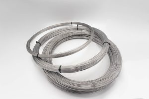 coil of tie wire