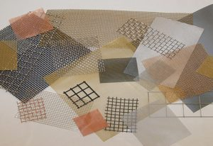 Choosing the correct metal for wire mesh